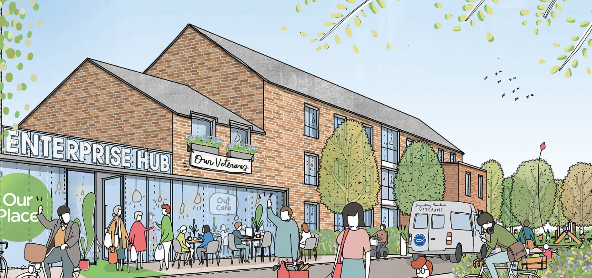 Final phase of community campus project at former Erskine Barracks site in Wilton given the go-ahead